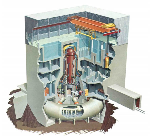 general-electric-boiling-water-reactor-mark-I (Fukushima Daiichi No. 2)