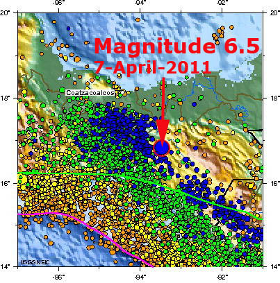 mexico-earthquake-magnitude-6.5-veracruz-region-history