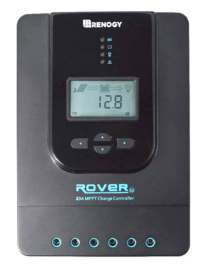 20 Amp solar charge controller by Renogy