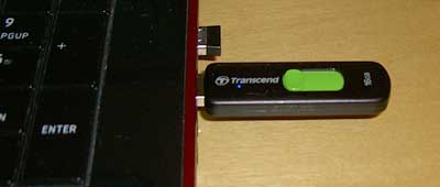 Disaster Planning: USB Flash Drive