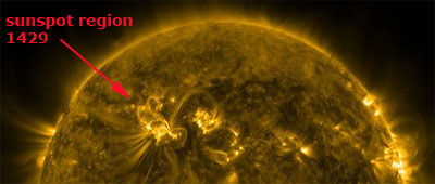 sunspot-1429-solar-flare-march-2012