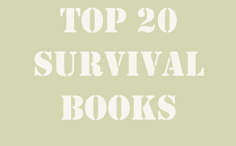 Top 20 Survival Preparedness Books