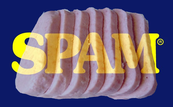 What SPAM Is Made Of