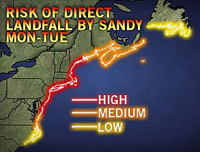 sandy-landfall-risk-map