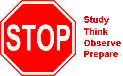 stop-study-think-observe-prepare