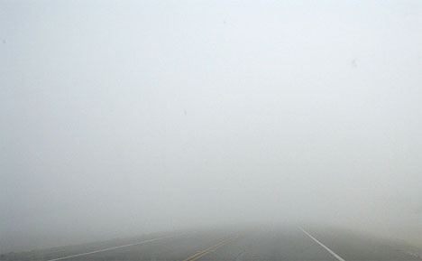 Safety Tips For Driving In The Fog