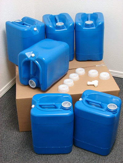 Water Storage 30 gallons