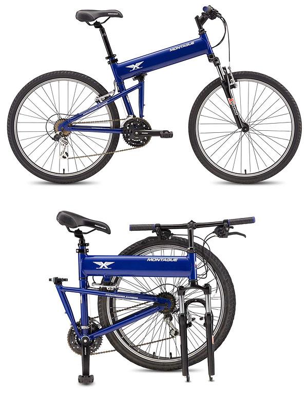 Montague Paratrooper Folding Survival Bicycle