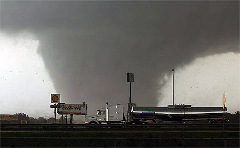 Deadliest Tornadoes