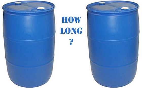 How Long Can Water Be Stored For? Is It Safe After 1 Year?