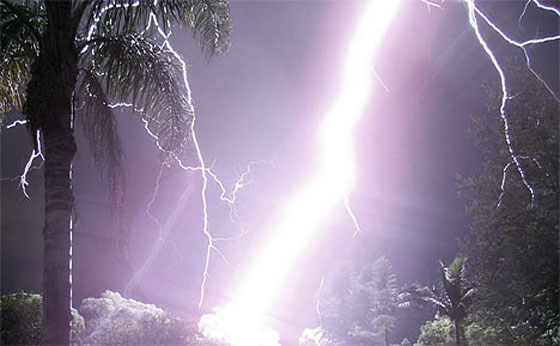 Lightning Strike Risk & Safety | Facts | Tips | Dangers