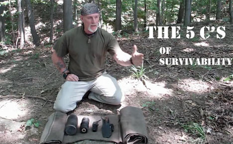 5 C's & 10 C's Of Survival | Dave Canterbury Recommends…