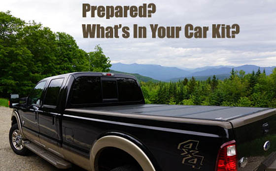 Things To Keep In Your Car Kit