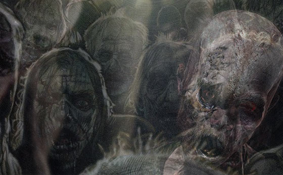 Who Are The Zombie Hordes?
