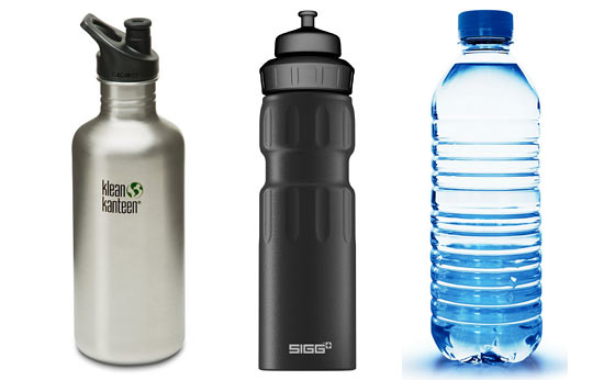 Best Water Bottles – Plastic, Stainless Steel, Glass, Aluminum ?