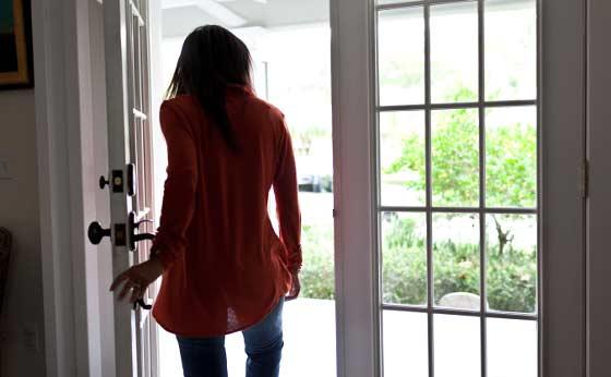 Home Burglar Security Precautions