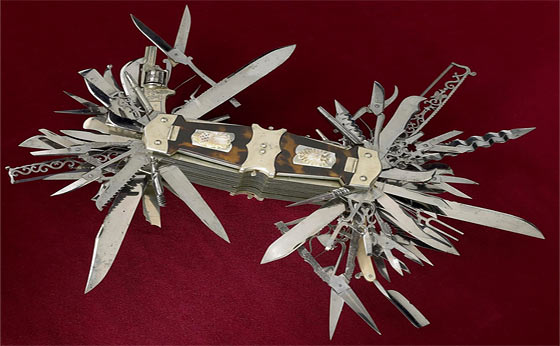 The Mother Of All Swiss Army Knives