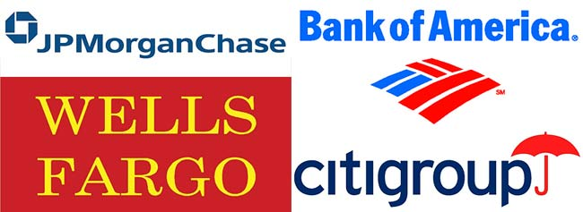 four-largest-banks-in-us