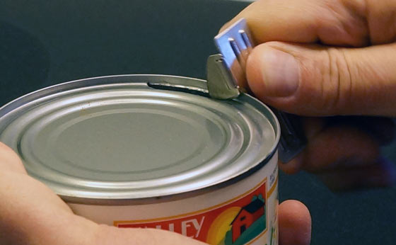 P 38 Or P 51 Can Opener Is A Simple Essential For Compact