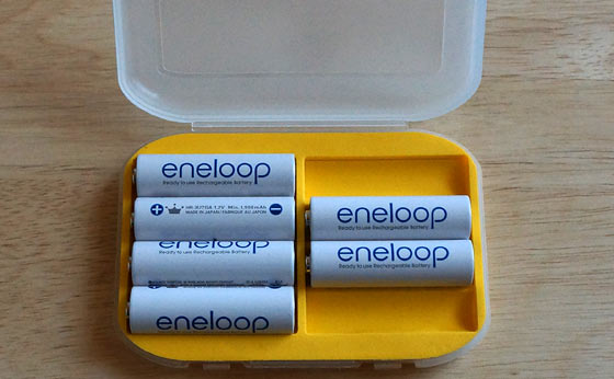Best AA Rechargeable Batteries – The Eneloop – Why I Like Them