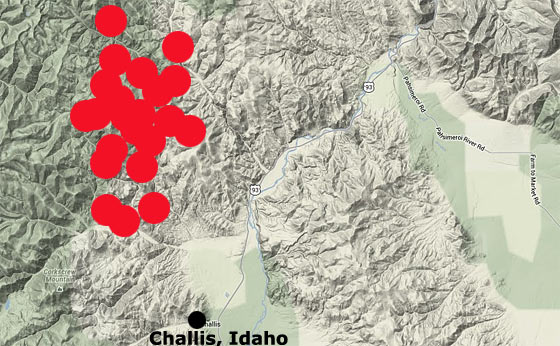 earthquake-swarm-challis-idaho