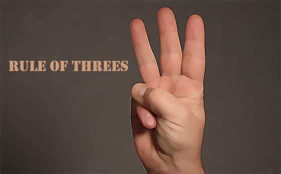 the-rule-of-threes