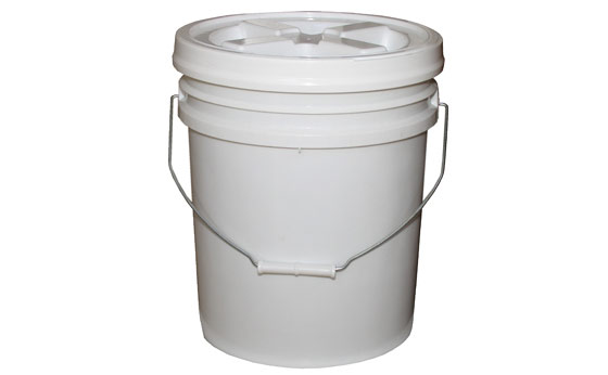 5 Gallon Bucket Of Wheat