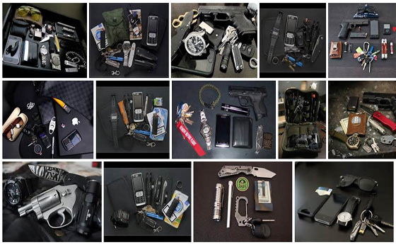 What's In Your Every Day Carry – EDC?