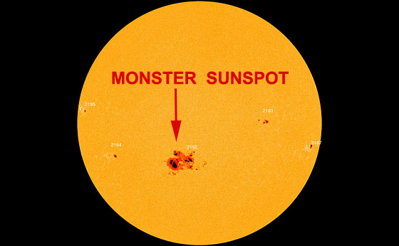 sunspot-ar-2192