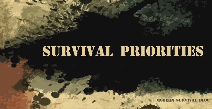 Survival Priorities During An Emergency