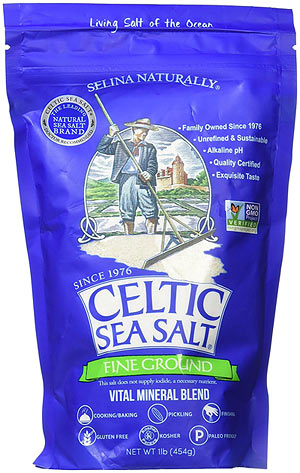 Best Celtic sea salt