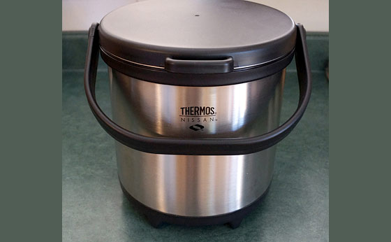 Thermal Slow Cooker Crock Pot Thermos | How & Why We Use It