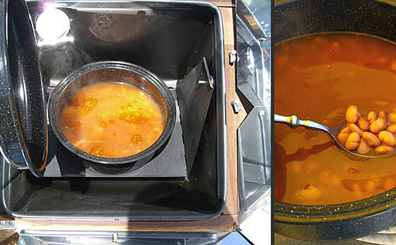 A Good Solar Oven For Supplemental Cooking
