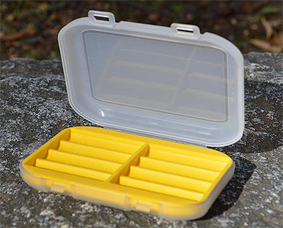 Storage Case for 8 AA batteries