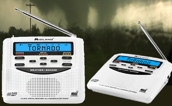 Best Weather Alert Radio