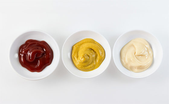 make-your-own-ketchup-mustard-mayo