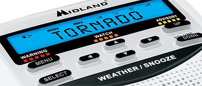 Best weather alert radio by Midland