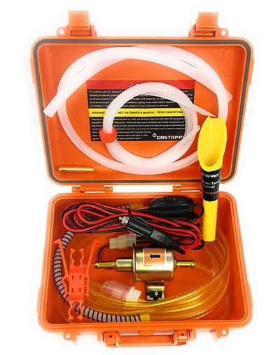 12 volt gasoline siphon pump