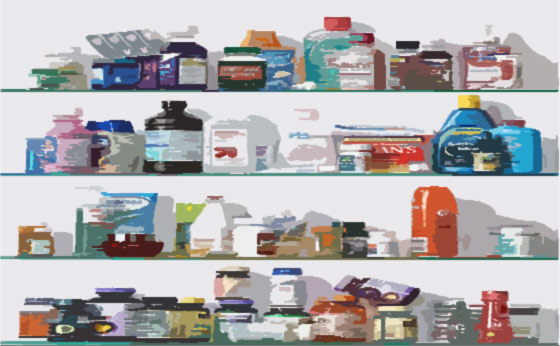 Medicines Best for Barter after System Collapse?