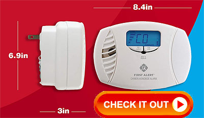 The best First Alert carbon monoxide detector
