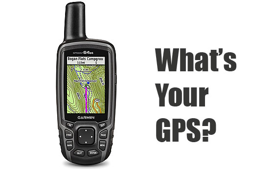 Do You Have A Handheld GPS Receiver?