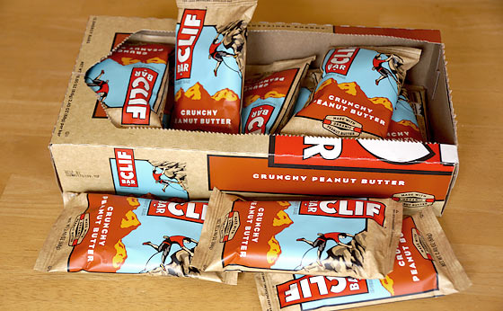 The CLIF Bar Might Be The Best Energy Food Bar For Survival Kit