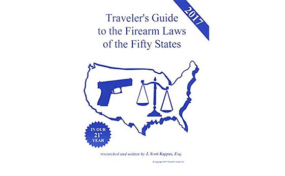 Traveler's Guide – Transporting Firearms Across State Lines