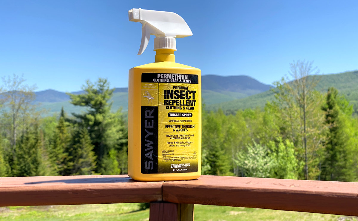 Permethrin Insect Repellent Spray For Your Clothing and How It Works