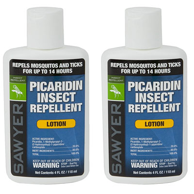 Picardin insect repellent 20%