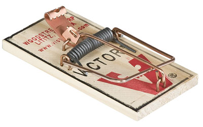 Victor classic mouse trap