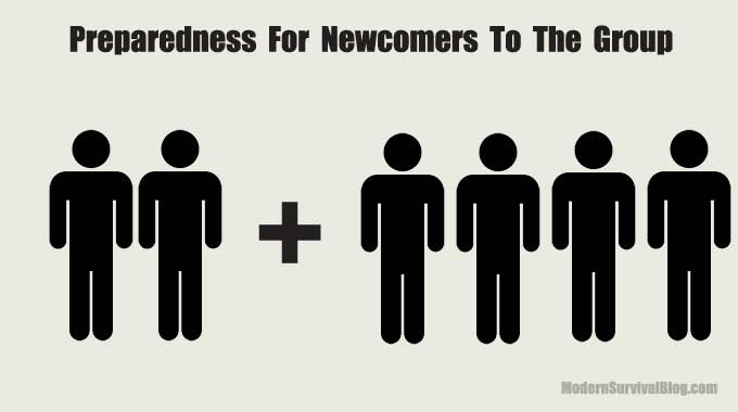 Preparedness For Newcomers To The Group