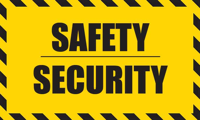 Safety & Security (Level 1 Preparedness)
