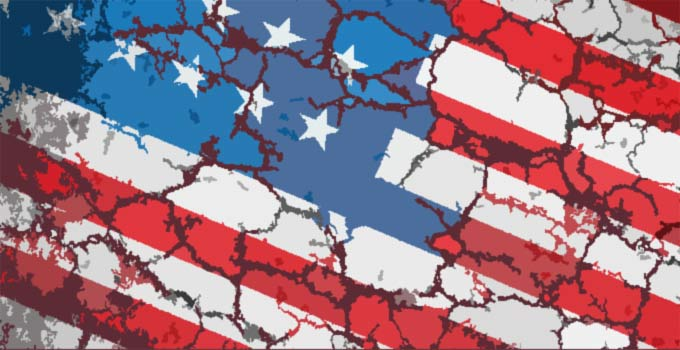 Is Our Nation Breaking Apart?