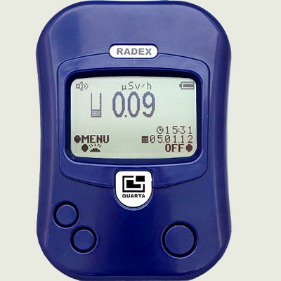 RADEX RD 1212 Radiation Detector